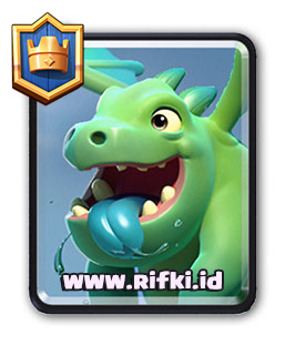 tutorial-game-clash-royale-lengkap-baby-dragon