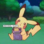 Mengenal Individual Value (IV) Pokemon GO dan Cara Mengetahuinya