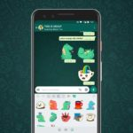 WhatsApp Sticker Resmi Dirilis (APK Download)