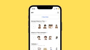 Cara Membuat Stiker Bergerak WhatsApp di iPhone